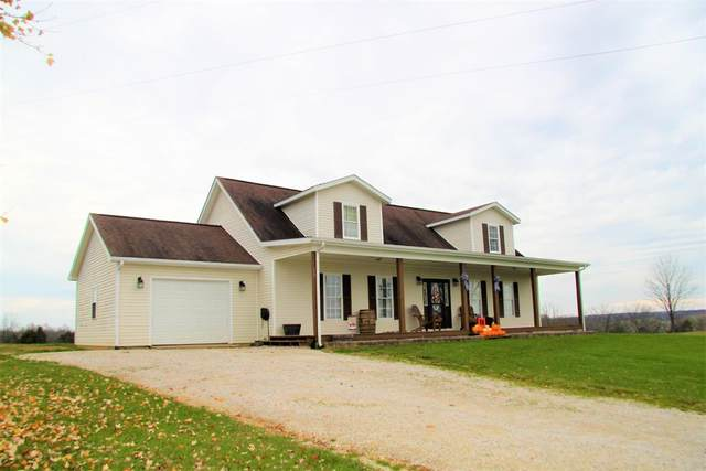 289 Skillet Branch Road, Owingsville, KY 40360 (MLS #20024600) :: Better Homes and Garden Cypress