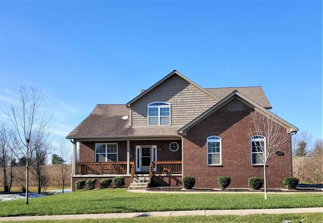 425 Fairholme Way, Winchester, KY 40391 (MLS #20024831) :: The Lane Team
