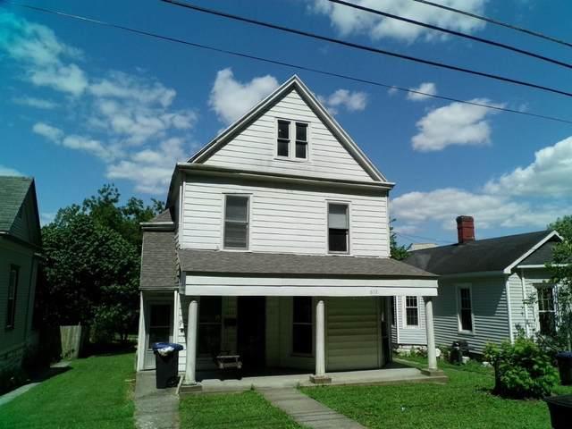 612 Taylor Avenue, Frankfort, KY 40601 (MLS #20024946) :: The Lane Team