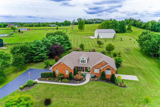 2420 Peggy Flats Road A, Berea, KY 40403 (MLS #20100480) :: Nick Ratliff Realty Team
