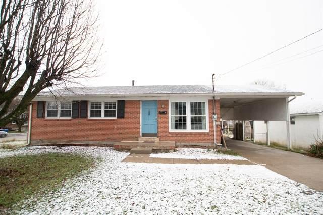 6 Burton Avenue, Winchester, KY 40391 (MLS #20100830) :: Nick Ratliff Realty Team