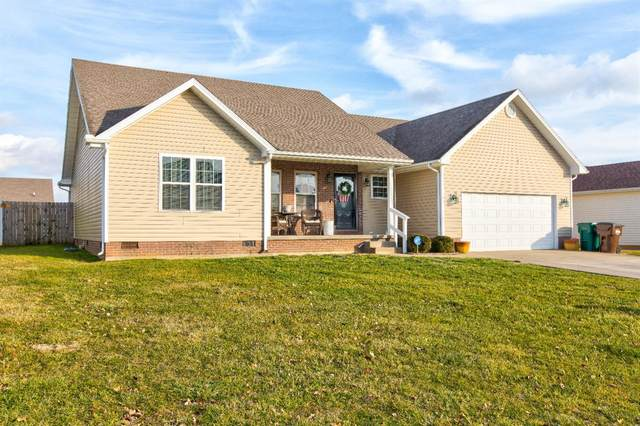 620 St.Andrews Drive, Mt Sterling, KY 40353 (MLS #20101169) :: Better Homes and Garden Cypress