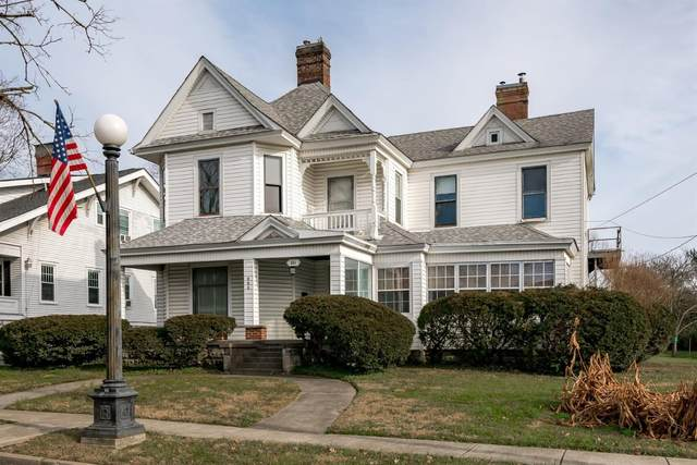 351 N College Street, Harrodsburg, KY 40330 (MLS #20101225) :: Better Homes and Garden Cypress
