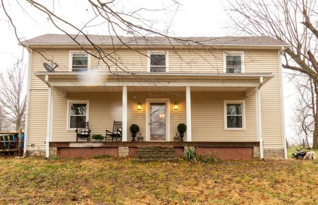 375 Burgess Smith Road, Sadieville, KY 40370 (MLS #20101327) :: Better Homes and Garden Cypress