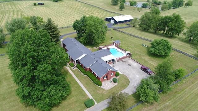 827 Talmage Mayo Road, Harrodsburg, KY 40330 (MLS #20101348) :: Better Homes and Garden Cypress