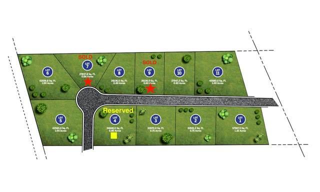 2008 Crestfield Lane #10, Nicholasville, KY 40356 (MLS #20101791) :: Better Homes and Garden Cypress
