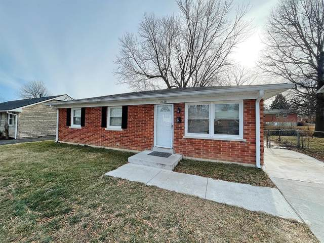 2128 Winterberry Drive, Lexington, KY 40504 (MLS #20102151) :: Nick Ratliff Realty Team