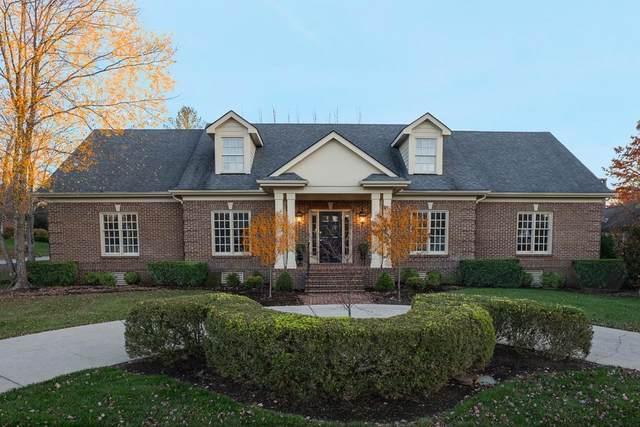 3628 Hidden Pond Road, Lexington, KY 40502 (MLS #20102505) :: Better Homes and Garden Cypress