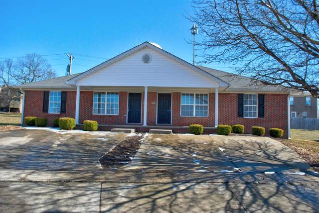 105 Burley Place, Nicholasville, KY 40356 (MLS #20102844) :: Better Homes and Garden Cypress