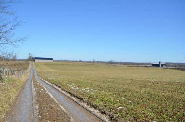 395 Gell Lane, Salvisa, KY 40372 (MLS #20103108) :: The Lane Team