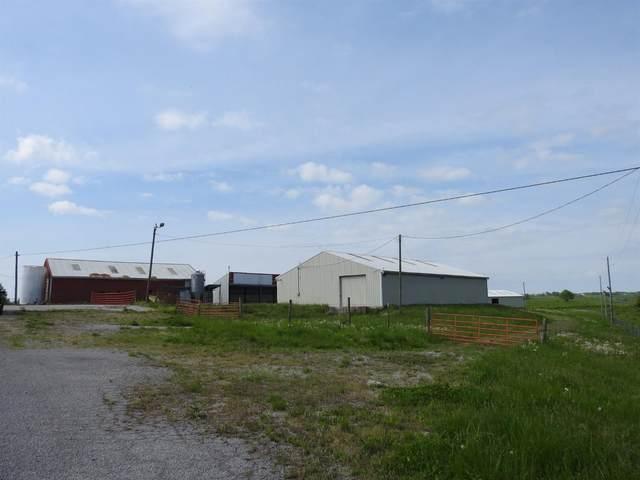 3696 Kirksville Road, Lancaster, KY 40444 (MLS #20103192) :: Vanessa Vale Team