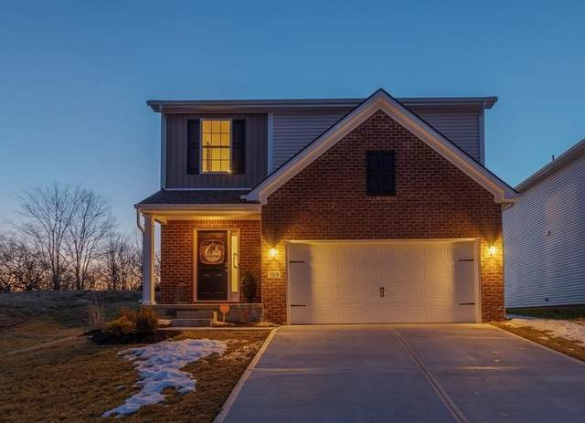 159 Falmouth Dr, Georgetown, KY 40324 (MLS #20103218) :: Better Homes and Garden Cypress