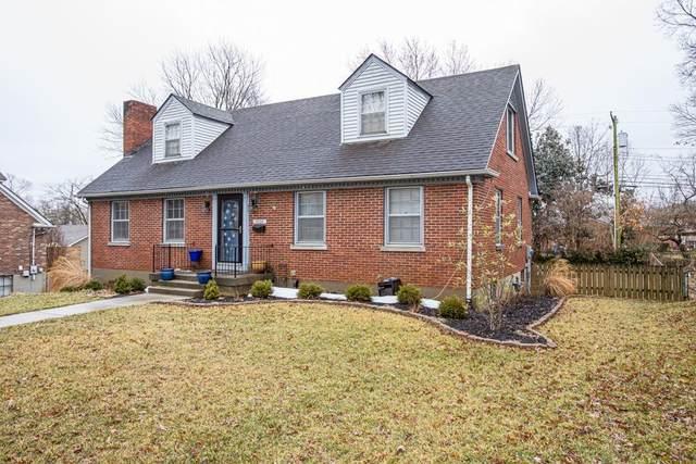 1036 Gainesway, Lexington, KY 40517 (MLS #20103392) :: Robin Jones Group