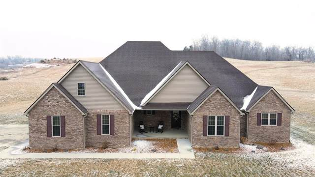 352 Windy Pointe Drive, West Liberty, KY 41472 (MLS #20103671) :: Robin Jones Group