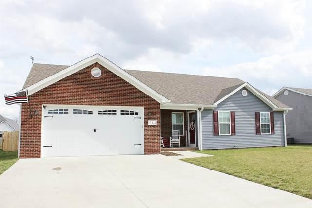 109 Clements Drive, Danville, KY 40422 (MLS #20104554) :: Nick Ratliff Realty Team
