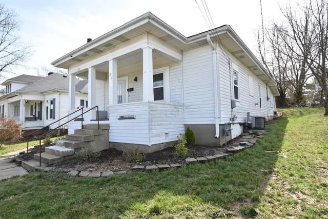 216 E Office Street, Harrodsburg, KY 40330 (MLS #20104654) :: Nick Ratliff Realty Team