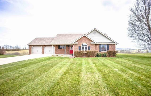 204 Dallas Drive, Hustonville, KY 40437 (MLS #20105008) :: Better Homes and Garden Cypress