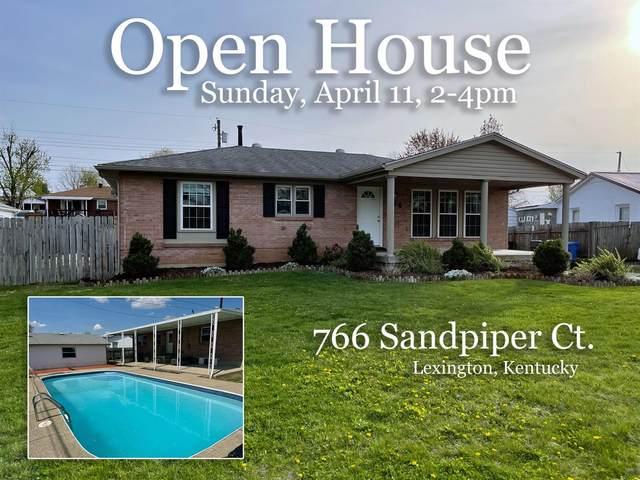 766 Sandpiper Court, Lexington, KY 40505 (MLS #20106280) :: Better Homes and Garden Cypress