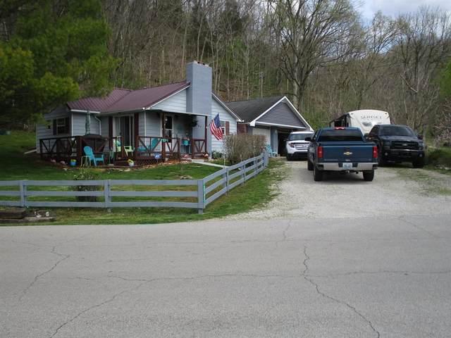 3702 Cabin Creek Road, Vanceburg, KY 41179 (MLS #20106319) :: Nick Ratliff Realty Team