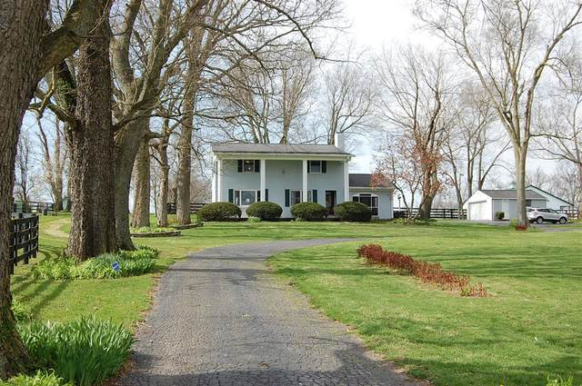 2142 Iron Works Pike, Lexington, KY 40511 (MLS #20106421) :: Better Homes and Garden Cypress