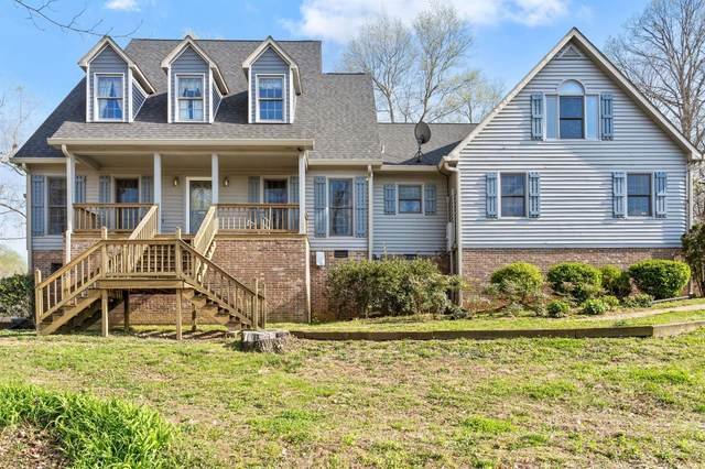 3449 Cemetery Rd., Trenton, KY 42286 (MLS #20106428) :: Better Homes and Garden Cypress