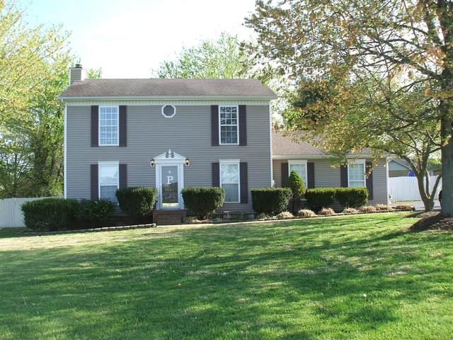 1011 Pin Oak Drive, Hopkinsville, KY 42240 (MLS #20106587) :: Nick Ratliff Realty Team