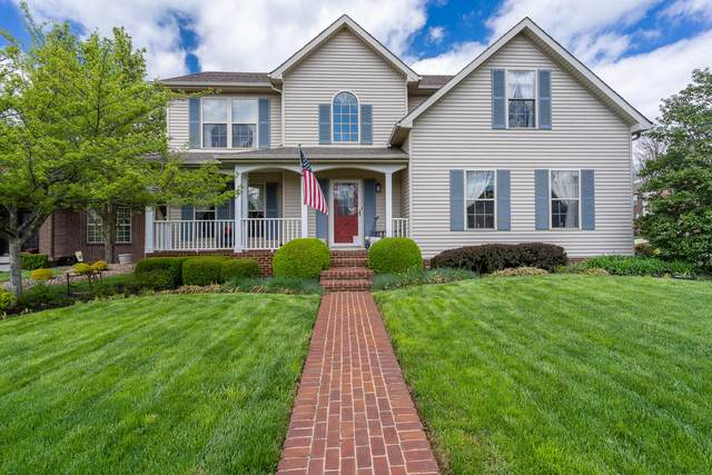 3109 Sunningdale Court, Lexington, KY 40509 (MLS #20106713) :: Nick Ratliff Realty Team