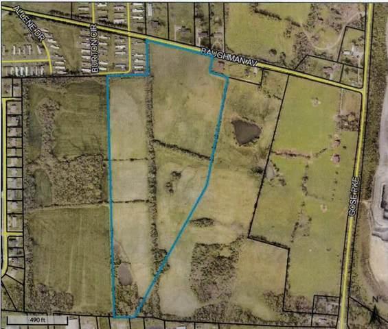 1 Baughman Avenue, Danville, KY 40422 (MLS #20106872) :: Nick Ratliff Realty Team
