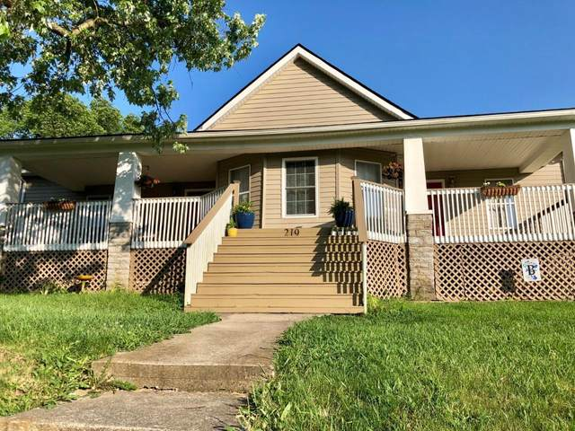 219 Vine Street, Sadieville, KY 40370 (MLS #20107141) :: The Lane Team