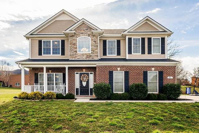 901 Falling Waters Lane, Richmond, KY 40475 (MLS #20107179) :: Vanessa Vale Team