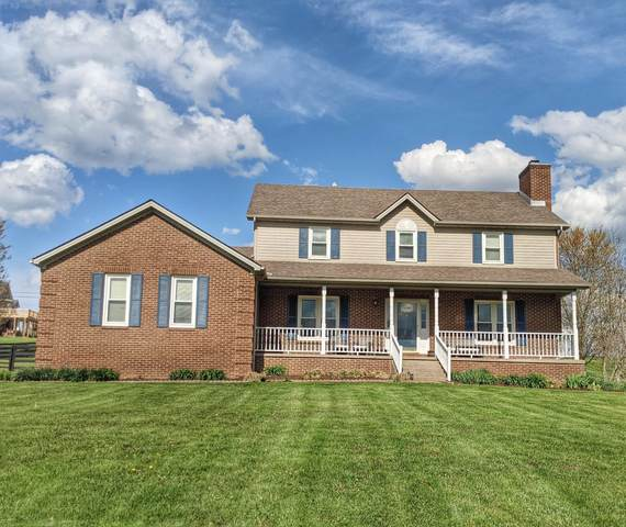 1135 Creekside Drive, Lawrenceburg, KY 40342 (MLS #20107240) :: Vanessa Vale Team