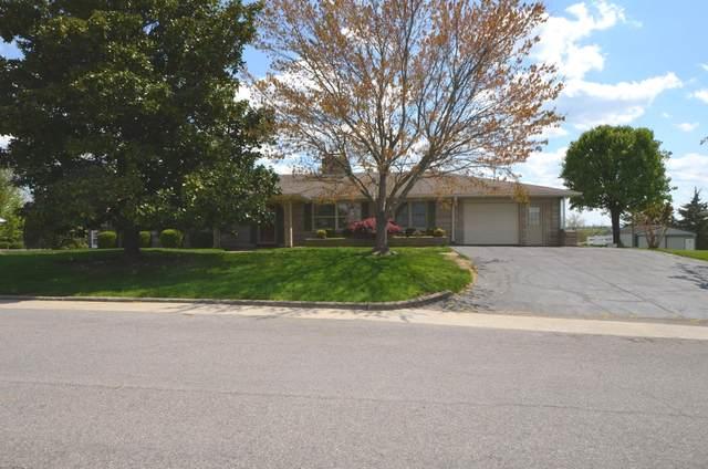 466 Mockingbird Drive, Harrodsburg, KY 40330 (MLS #20107300) :: Vanessa Vale Team