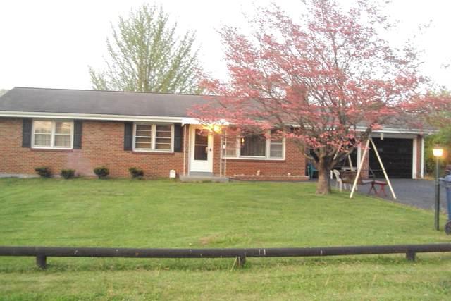 140 Circle Drive, Beattyville, KY 41311 (MLS #20107323) :: The Lane Team
