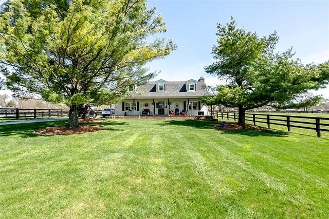 1134 Huntertown Road, Versailles, KY 40383 (MLS #20107464) :: Better Homes and Garden Cypress
