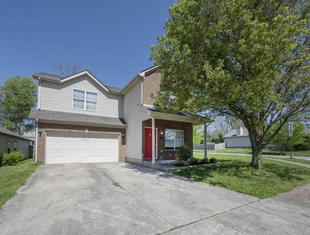 201 Chestnut Ridge Drive, Lexington, KY 40511 (MLS #20107552) :: Better Homes and Garden Cypress