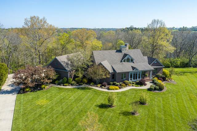 211 Creek Ridge Drive, Nicholasville, KY 40356 (MLS #20107600) :: Better Homes and Garden Cypress