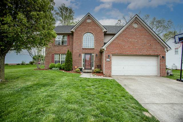 361 Winton Road, Versailles, KY 40383 (MLS #20107777) :: Better Homes and Garden Cypress