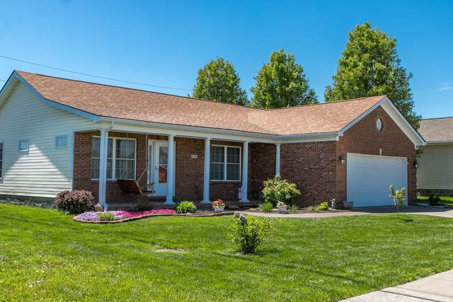 629 Williams Road Road, Nicholasville, KY 40356 (MLS #20107807) :: Better Homes and Garden Cypress