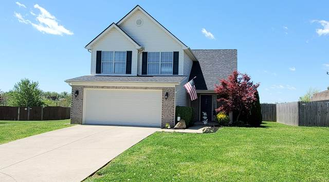 156 Wesley Court, Richmond, KY 40475 (MLS #20107996) :: The Lane Team