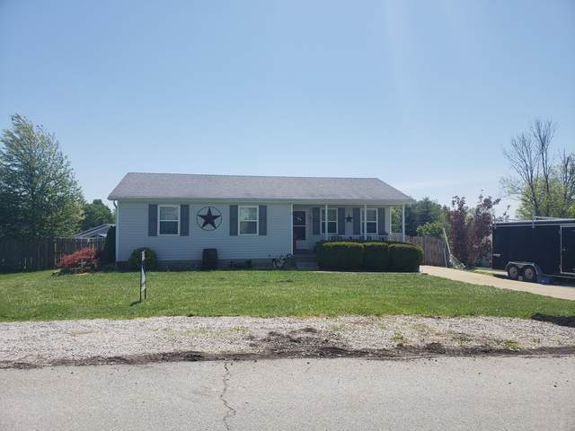 1107 Cherrywood Drive, Lawrenceburg, KY 40342 (MLS #20108016) :: Nick Ratliff Realty Team