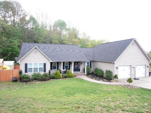 130 Red Oak Dr Drive, Barbourville, KY 40906 (MLS #20108147) :: Better Homes and Garden Cypress