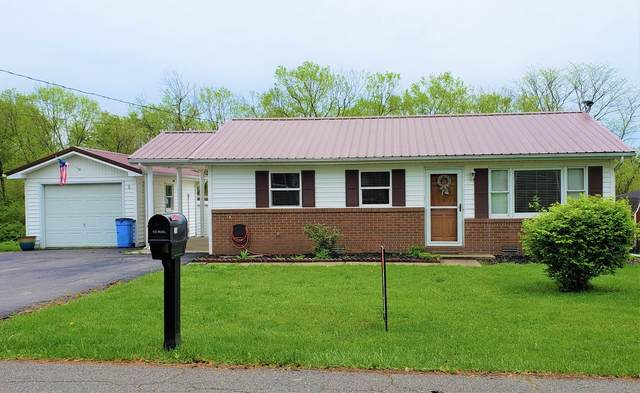 316 Highridge Drive, Flemingsburg, KY 41041 (MLS #20108244) :: Nick Ratliff Realty Team