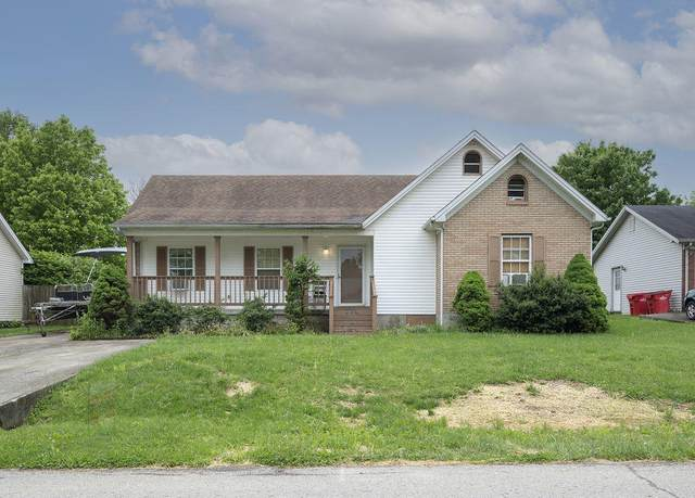 401 Green Fields Lane, Frankfort, KY 40601 (MLS #20108311) :: The Lane Team