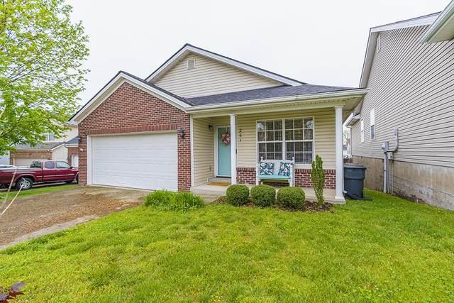 261 Clover Valley Drive, Lexington, KY 40511 (MLS #20108399) :: Better Homes and Garden Cypress