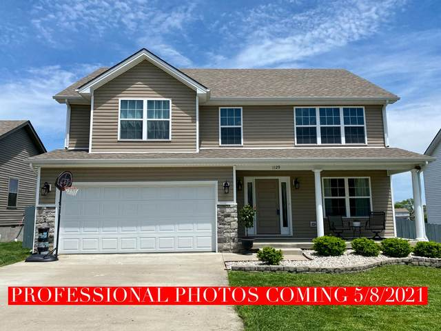 1129 Orchard Drive, Nicholasville, KY 40356 (MLS #20108461) :: Better Homes and Garden Cypress