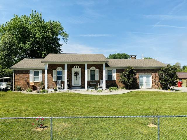 3012 Laurel Springs Drive, London, KY 40744 (MLS #20108608) :: Better Homes and Garden Cypress