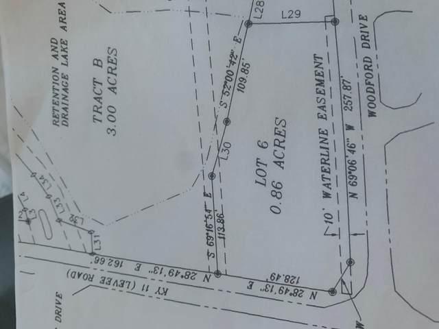 Lot 6 Woodford/Levee, Mt Sterling, KY 40353 (MLS #20108740) :: Nick Ratliff Realty Team