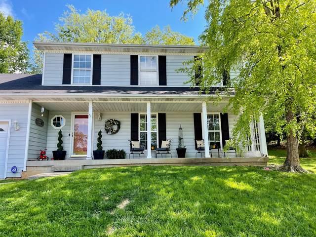 4300 Brookridge Drive, Lexington, KY 40515 (MLS #20108818) :: Better Homes and Garden Cypress