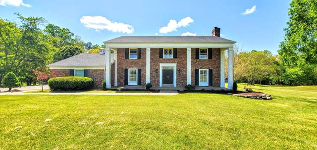 2073 Gordon Hill Pike Pike, Corbin, KY 40701 (MLS #20108819) :: Better Homes and Garden Cypress