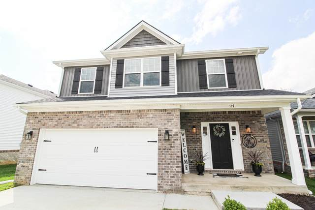 117 Dallas Drive, Nicholasville, KY 40356 (MLS #20108846) :: Better Homes and Garden Cypress